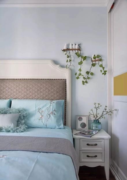 美式风格装修,家每一处鲜明又不落俗套!卧室