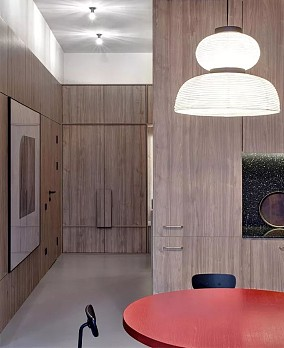 99平米的色彩艺术舒适、个性厨房其他设计图片赏析