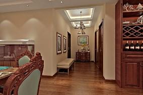 150平欧式风格家居设计玄关欧式豪华设计图片赏析