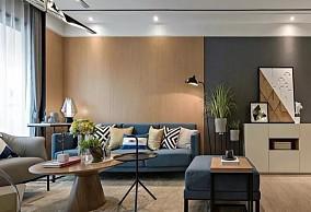 97㎡两居室装修,惬意温馨11823992