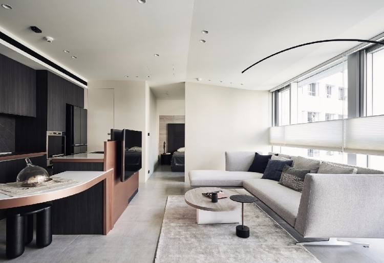 51平米的现代风品位之家
