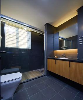 160㎡现代风格,轻档次、高品质卫生间其他设计图片赏析