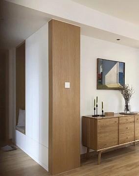 105平打造原木清新两室11959777