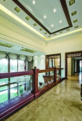 西山400m²欧式经典复式别墅功能区欧式豪华设计图片赏析