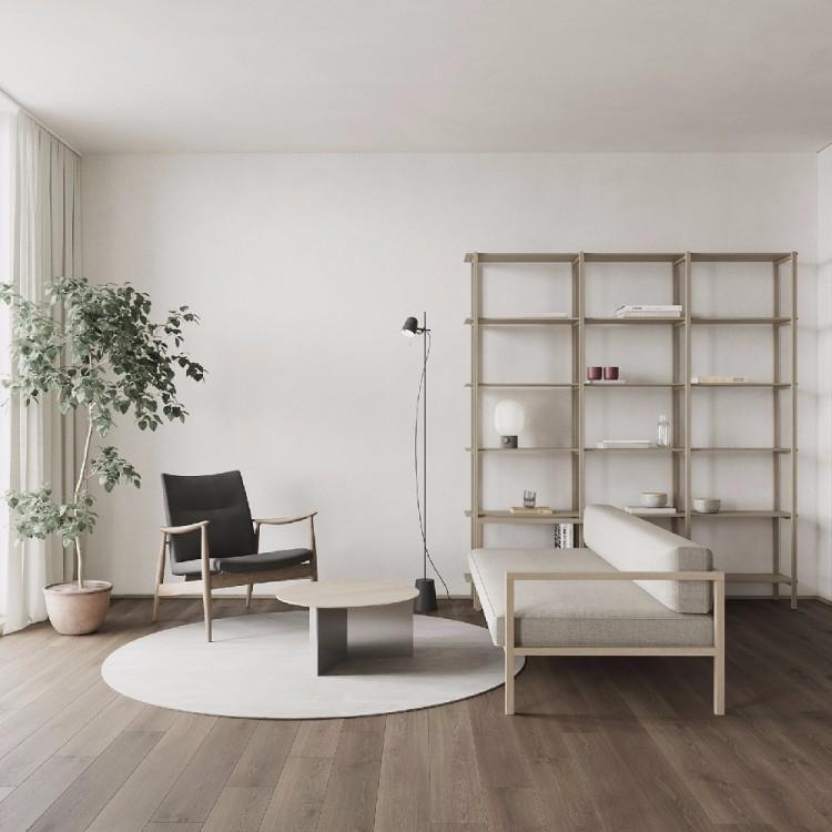 50平小居室現代簡約風