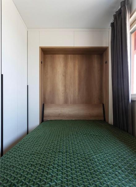 90㎡现代简约,温馨时尚卧室