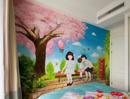 89平小三房,美式与地中海的完美结合!卧室