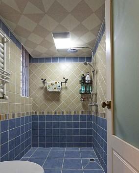 物像主人行,165平美宅深得主人欢心卫生间其他设计图片赏析