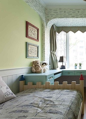 物像主人行,165平美宅深得主人欢心卧室2图其他设计图片赏析
