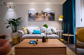 94平两居室北欧极简风装修12070480