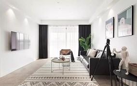 106平三居室,简洁漂亮有气质12087032