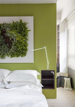 北欧简约风格,在简约中体验舒适生活卧室现代简约设计图片赏析
