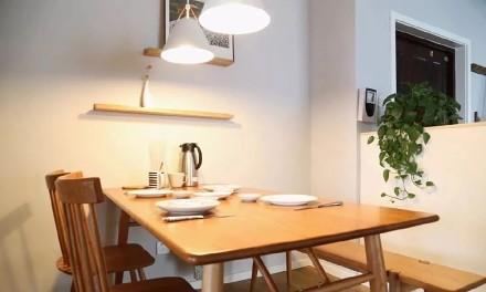 110平现代北欧,老房改造后被赞不绝口厨房2图
