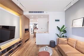 現代舒適,鞋柜+電視墻組合一起實用大氣12122620