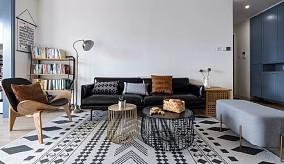 文艺与优雅并存的135平北欧风三居室!12155712