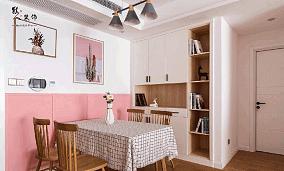 110平北欧极简风,化繁为简,打造时尚厨房北欧极简设计图片赏析