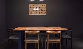 120㎡现代简约,整体延伸空间视觉厨房现代简约设计图片赏析
