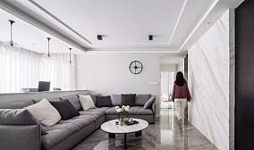 116平米现代北欧三居室,惬意的生活。12176747