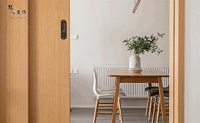 140平现代简约复式房随孩子的成长而变化厨房现代简约设计图片赏析