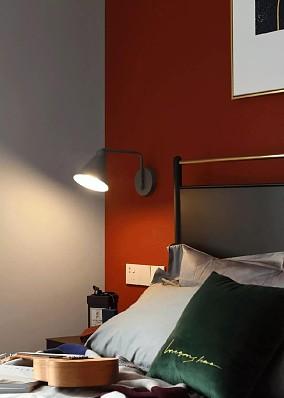 67㎡简约风格,个性时尚、年轻有张力!卧室其他设计图片赏析