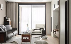 现代简约三居 装饰性与实用性兼得12272790