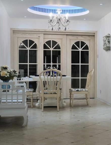 113m²地中海,渴望自由休闲的生活方式厨房