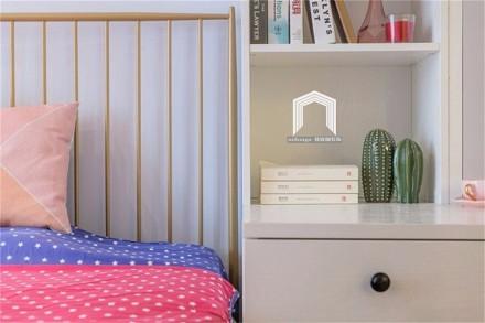 66㎡二居,现代宜家风卧室