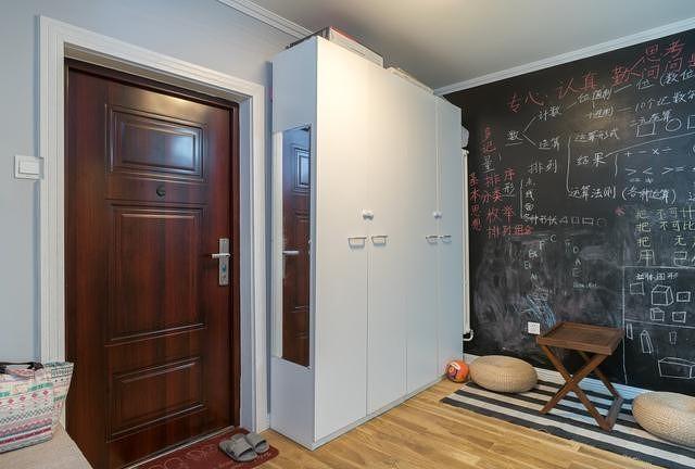 56平米三居室大改造