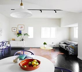 现代混搭风  简约生活不简单  三居室12394058