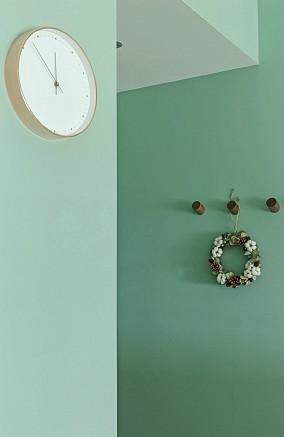 清新北欧范,如此温馨的家你也可以拥有玄关北欧极简设计图片赏析