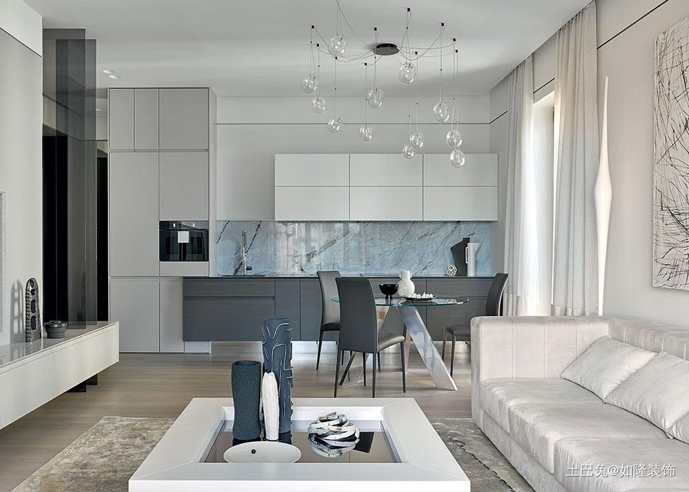 每个人都在写着独有的人生客厅现代简约客厅设计图片赏析