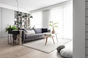 北欧极简风小公寓,卧室设计的真好看!12462080