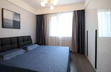 150平米的四居室,中式风格卧室