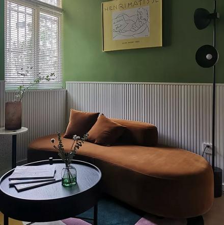 北欧风小户型文艺小清新的搭配真美厨房