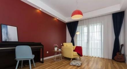 138㎡复式北欧风装修,太温馨太浪漫了!客厅
