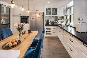 联排小三层,生活要有仪式感厨房潮流混搭设计图片赏析