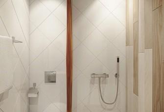 100㎡现代轻奢风,淡雅闲适的家居空间。