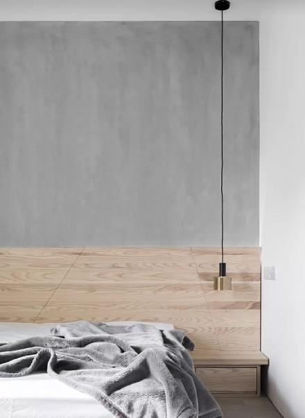 日式装修案例分享,客厅云树书架卧室