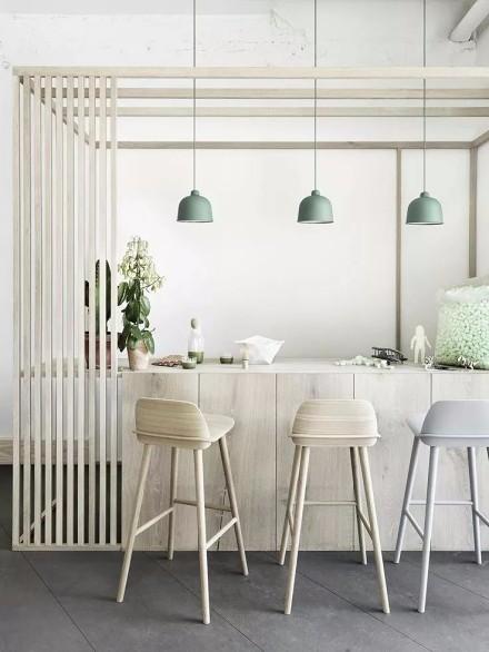 120平米+佛系风格+三居室厨房