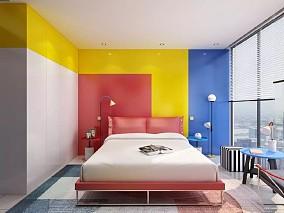 现代简约设计|简单生活,简单爱卧室现代简约设计图片赏析