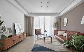 230㎡美式风格装修,这个家又酷又温柔12883663