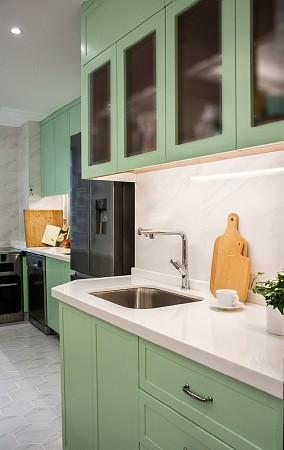 大城小爱89平小三室的幸福角落餐厅日式设计图片赏析
