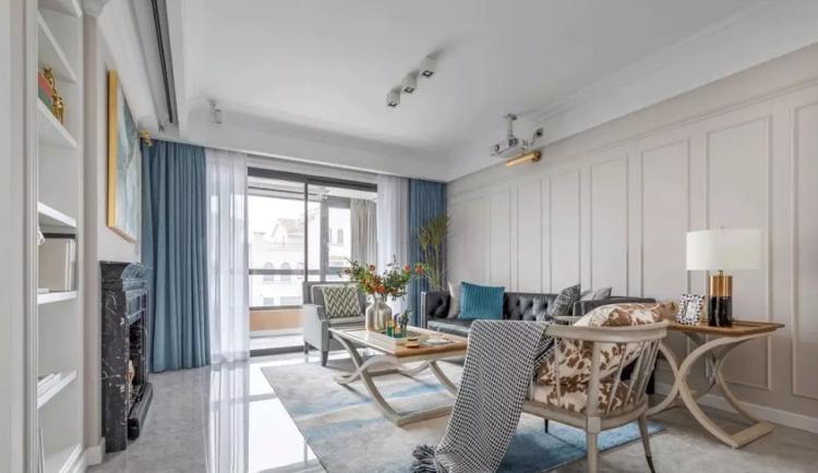 60平方小公寓現代風格