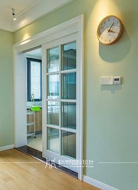 119m²舒适北欧,独特品味功能区北欧极简设计图片赏析