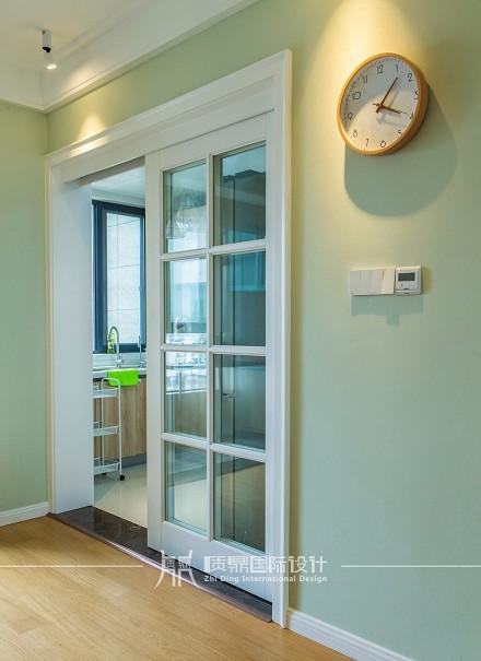 119m²舒适北欧,独特品味功能区