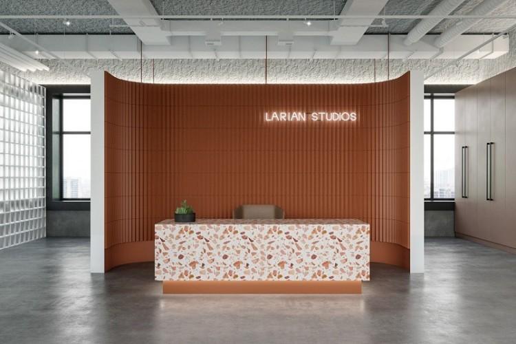 独特个性办公空间设计