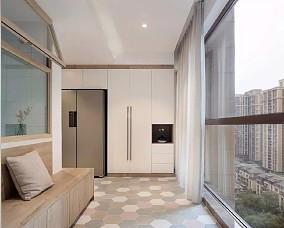 115平自然木色系三室 简单温馨有质感13218078