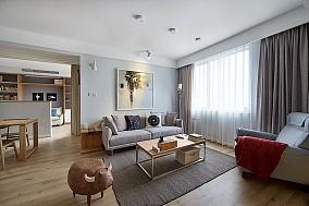 北欧风格一居室,让家充满安稳的光13211006