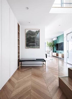 40㎡×2成熟北歐穩重優雅的loft公寓13249036