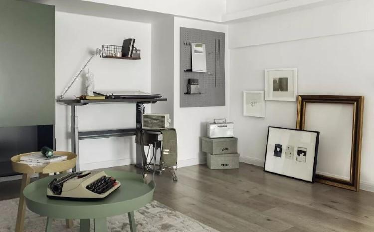 55平方北欧风格小公寓